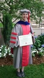 Diana graduate